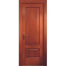 Дверь Е4200 Шпон красного дерева