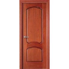 Дверь 380 Шпон красного дерева