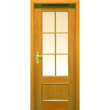 Дверь Е4206 Шпон кедра