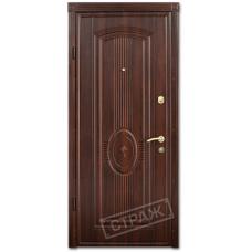 Дверь Страж 56 темный орех