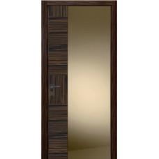 Дверь Unica 03  стекло крашенное