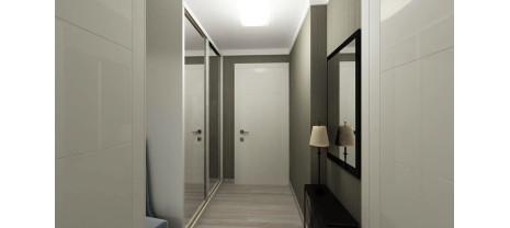 Интерьер квартиры со светлыми дверями — создаем комфорт и уют