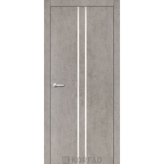 Двери Корфад ALUMINIUM  LOFT PLATO ALP-02