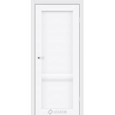 Дверь Leador Laura  белый матовый глухая