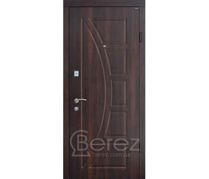 Дверь Берез B1 каштан