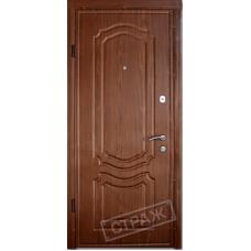 Дверь Страж 101 вишня темная