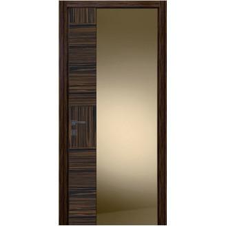 Дверь Unica Set 03  стекло крашенное