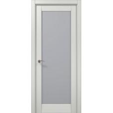 Двери ML-00 ясень белый