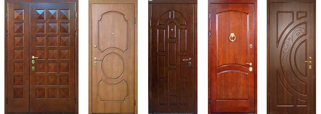 Входная дверь - защита дома