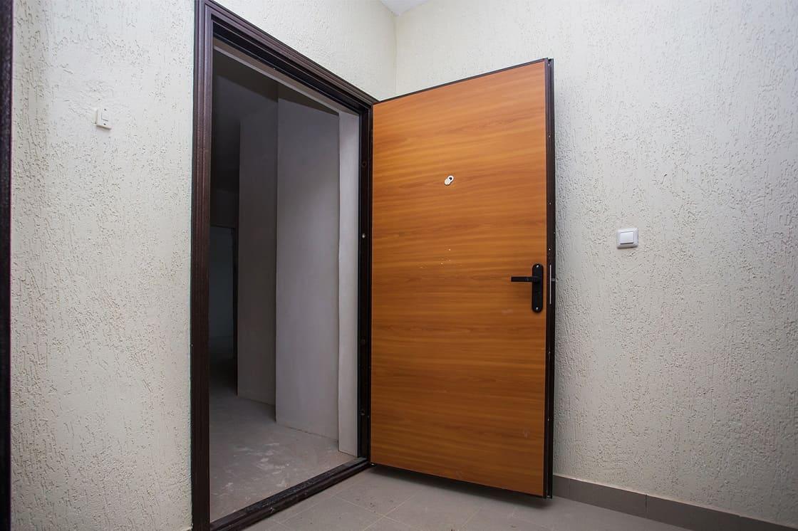 звукоизоляционные свойства двери